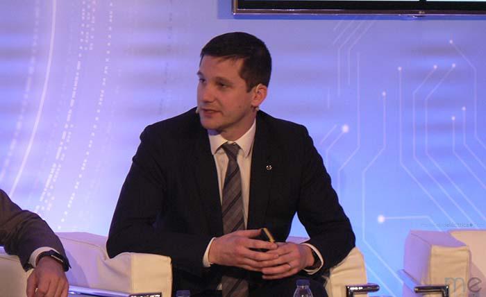 Gareth Dunsmore Director de Vehículo Eléctrico de Nissan