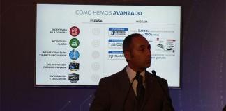 Marco Toro en II Foro de la Movilidad Sostenible de Nissan