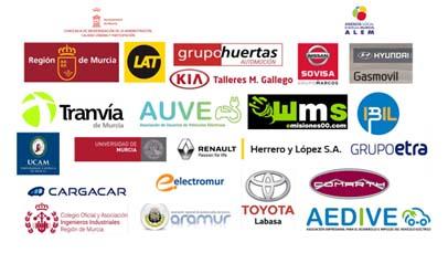 Mesa para la Estrategia Local del Vehículo Eléctrico en Murcia
