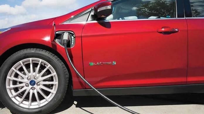 Nuevo sistema de carga para el Ford Focus Eléctrico 2017