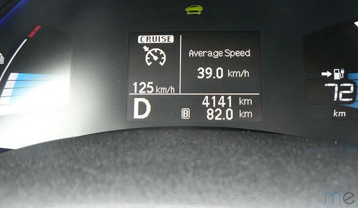 Resultado de la prueba del Nissan Leaf de 30 kWh en el Lago de Como