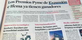 Scutum Premio Pyme de Innovación Tecnológica