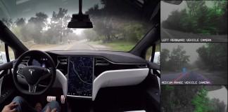 Cómo ve el mundo el Autopilot