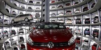 plan de reestructuración de Volkswagen