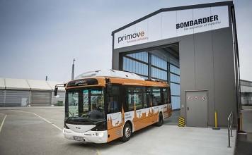 Bombardier Primove se estrena en Suecia
