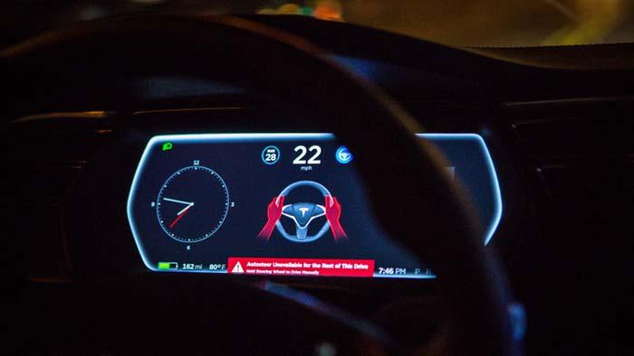 El Autopilot obligará a cumplir los límites de velocidad-