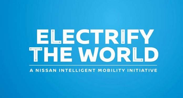 Electrify the World, la plataforma de Nissan para fomentar la movilidad eléctrica