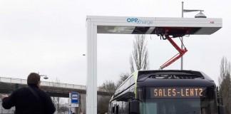 Inauguración de la primera línea OppCharge en Luxemburgo