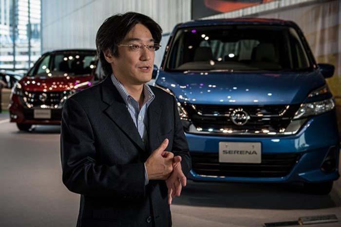 La comunicación en la conducción autónoma - Takashi Sonda, Director General Adjunto del Departamento de desarrollo de tecnología autónoma en Nissan
