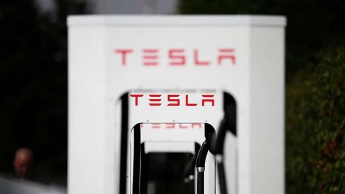 La tasa de inactividad en los supercargadores de Tesla