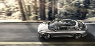 Lucid Air, la berlina eléctrica de Lucid Motors