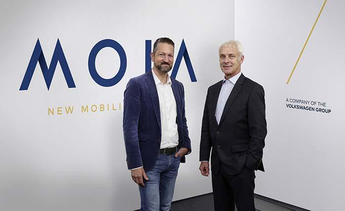 Ole Harms director general de MOIA
