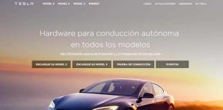 Tesla ya vende y entrega en España sus coches eléctricos