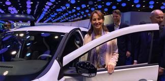 Ségolène Royal promueve nuevas ayudas al vehículo eléctrico en Francia