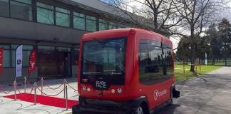Alstom invierte en microbuses eléctricos y autónomos con la plataforma EZ10 de EasyMile