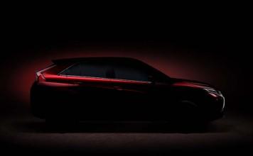 El nuevo SUV de Mitsubishi descendiente del XR-PHEV II Concept