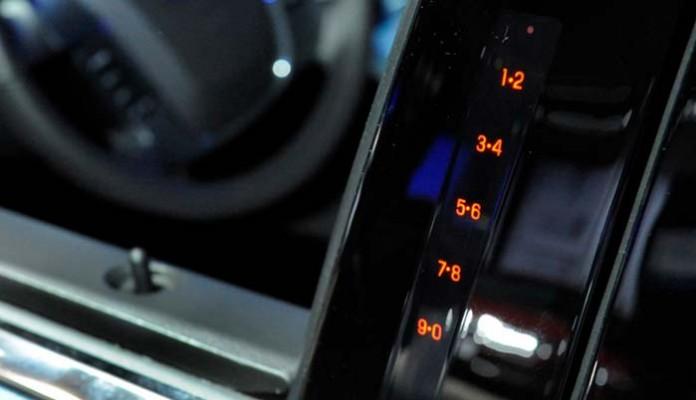 Ford mostrará el estado de la batería en el pilar B de sus coches eléctricos