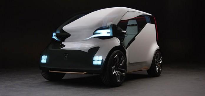 Honda NeuV, concept car para la movilidad cooperativa