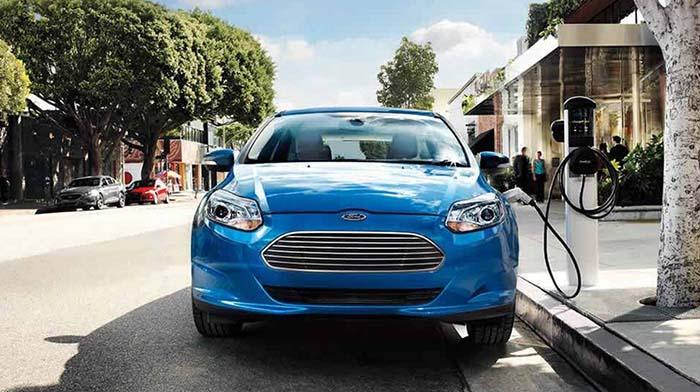 Renovación del Ford Focus eléctrico