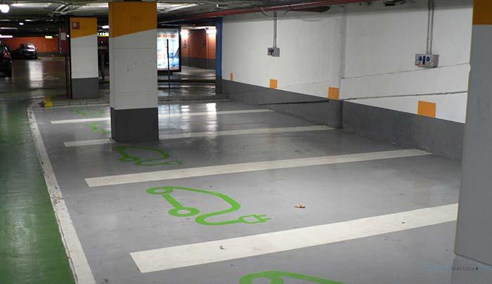 Madrid impulsará la recarga de vehículos eléctricos