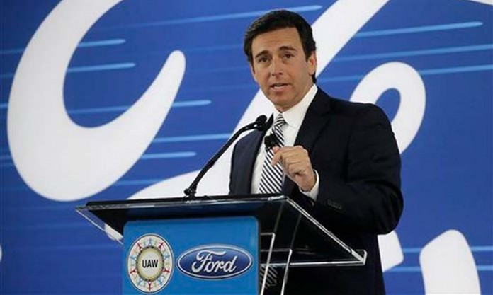 Mark Fields anuncia que Ford lanzará 13 modelos electrificados