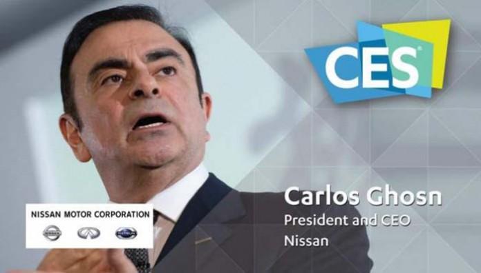 Nissan en el CES 2017. Cero emisiones y cero accidentes