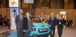 Presentación del Plan Estratégico de Movilidad Eléctrica de Formentera en Fitur 2017