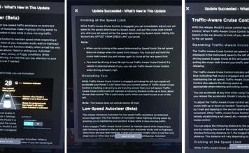 Primera fase del Autopilot 2.0 de Tesla