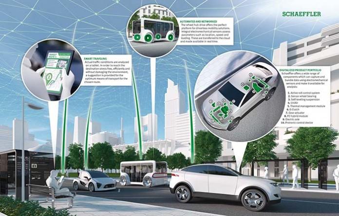 Schaeffler amplía su inversión en electromovilidad