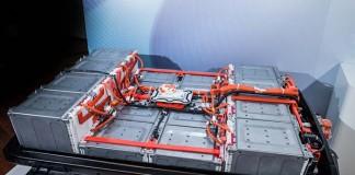 Batería del Nissan IDS de 60 kWh