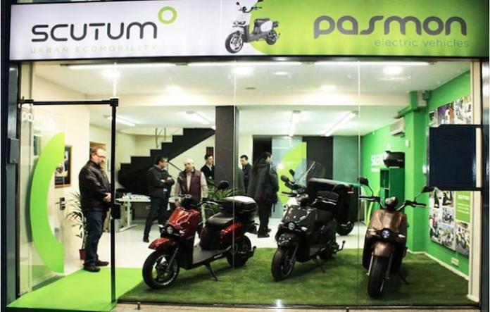 El primer concesionario de Scutum está en Barcelona