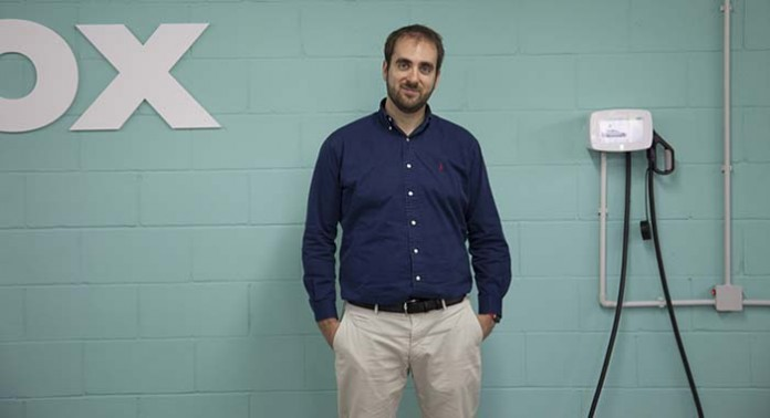 Enric Asuncion CEO de Wallbox Chargers