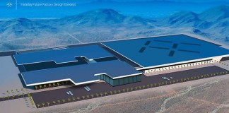 Faraday Future reduce su fábrica en Nevada