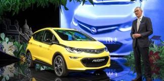 Se convertirá Opel en el primer fabricante 100% eléctrico