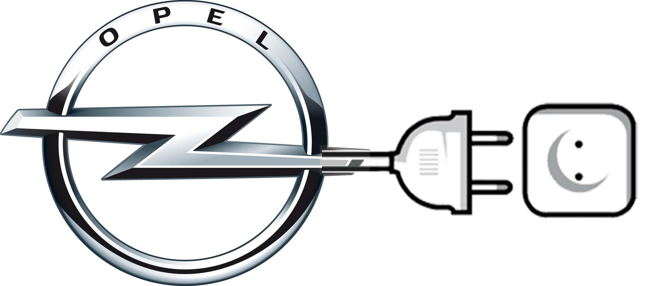 Logo Opel eléctricos