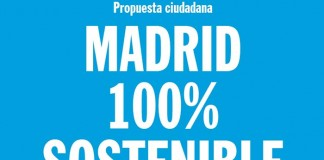 Madrid 100% Sostenible