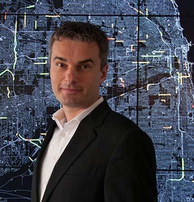 Ogi Redzic, Vicepresidente Sénior de Vehículos Conectados y Servicios de Movilidad de la Alianza Renault-Nissan