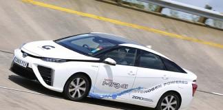 Todos los Toyota Mirai a revisión por un fallo de software