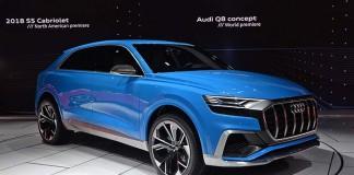 Los tres eléctricos de Audi en 2020