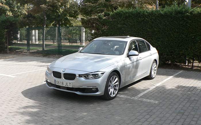 BMW Serie 3 iPerformance