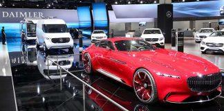 Daimler acelera sus planes eléctricos: 10 modelos en 2022