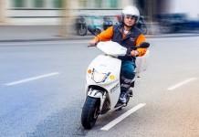 Ecoscooting dispone de una flota propia de motos eléctricas