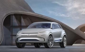 Hyundai FE Fuel Cell