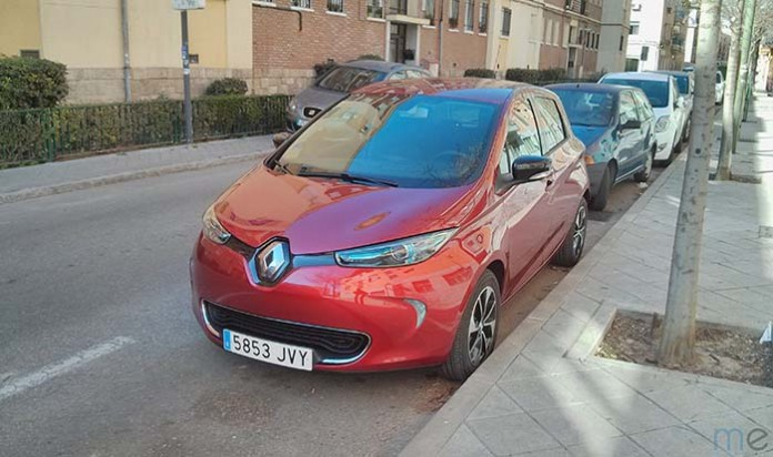 Renault Zoe ZE40 Intens