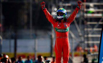 Di Grassi se impone en el ePrix de México