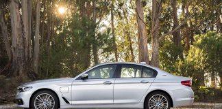 El BMW 530e iPerformance