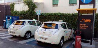 La Comunidad de Madrid aumenta hasta 8.000 la ayuda para los taxis eléctricos - Foto Jose Luis Rodríguez
