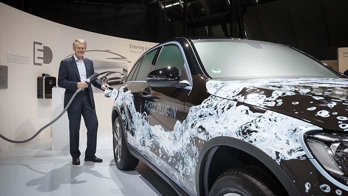 Mercedes GLC FCV