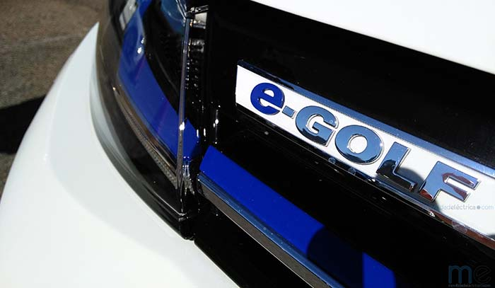 Nuevo Volkswagen e-Golf 2017