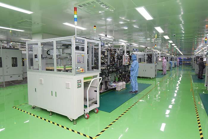 Proceso de fabricación de las baterías